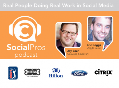 New Social Pros with Logos