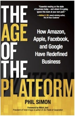 The Age of the Platform e1325105327560 Amazon, Google, Apple, Facebook and the Gang of Four