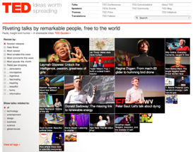 TED  Ideas worth spreading Social Pros 9   Christopher S. Penn, WhatCounts
