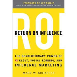 Klout and the Reality of Return on Influence