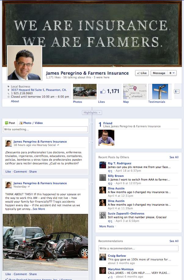 Screen Shot 2012 04 26 at 9.21.08 PM Social Pros 13   Ryon Harms, Farmers Insurance