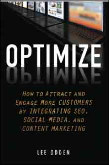Optimize Book by Lee Odden