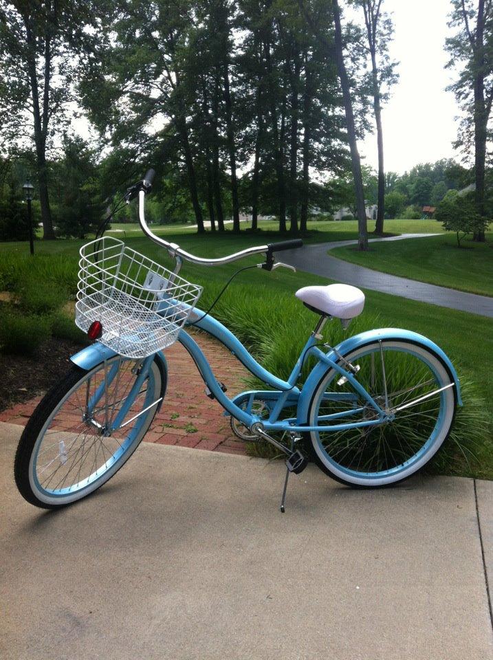 DIY bike assembly