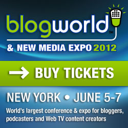 BlogWorld12 NY 250x250 6 Great Conferences to Attend Before the End of 2012