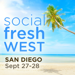 socialfreshwest 6 Great Conferences to Attend Before the End of 2012