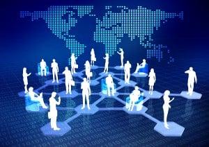 bigstock Online network community 7247951 300x212 Social Pros 22   Evan Hamilton, UserVoice