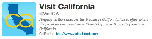 Visit California