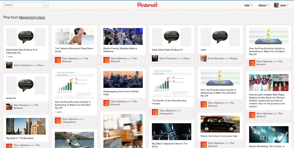 Screen Shot 2012 08 20 at 11.50.41 AM 1024x515 5 Ways to Use Pinterest to Boost Press Release Results