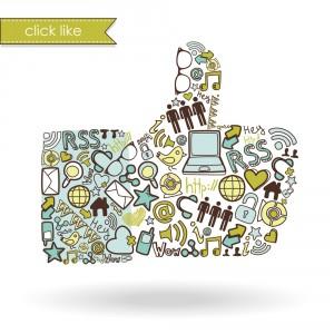 bigstock Like sign made with social med 35057687 300x300 Social Pros 29   Lauren Vargas, Aetna
