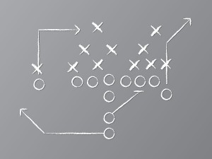 bigstock Vector Football Play 8606392 300x225 Social Pros 29   Lauren Vargas, Aetna