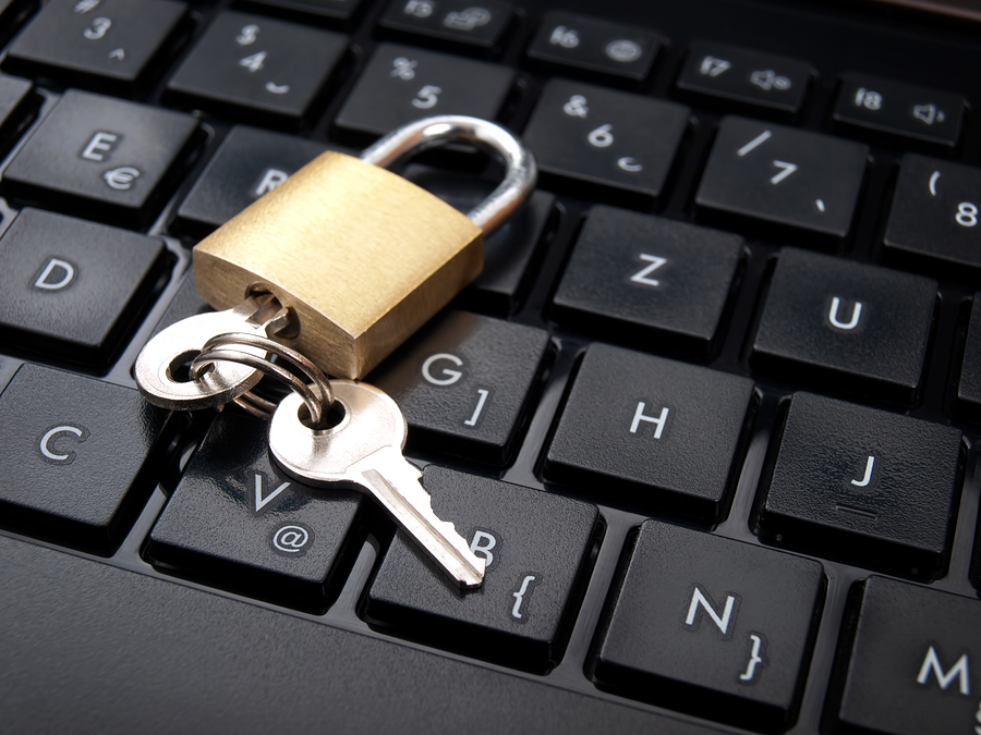 bigstock Computer security 31634426 Social Sign In is Changing Customer and Brand Experience