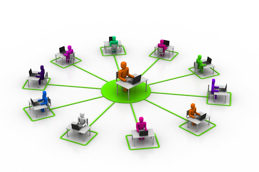 bigstock Online training 23877980 2tor Paves the Way for Online Education and Community Building