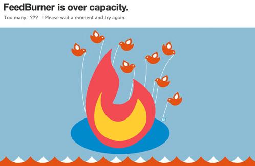 feedburner-on-the-fritz