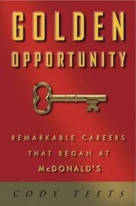 Golden Opportunity 198x300 How McDonalds Handles Thousands of Social Mentions Per Day