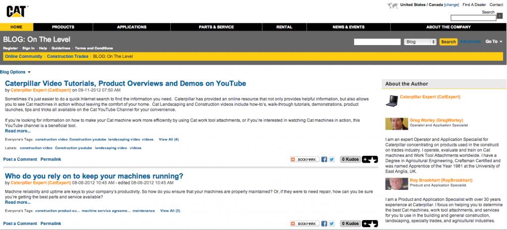 Screen Shot 2012 10 04 at 10.36.06 PM 1024x465 Social Media Success for Global Enterprise