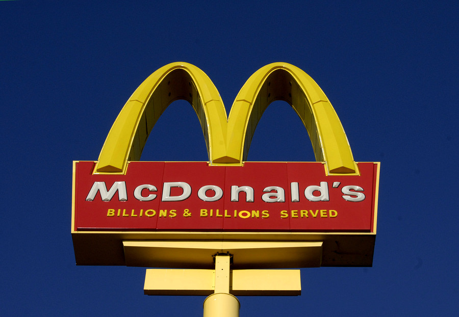 bigstock Salt Lake City utha usa mcdon 33831698 How McDonalds Handles Thousands of Social Mentions Per Day