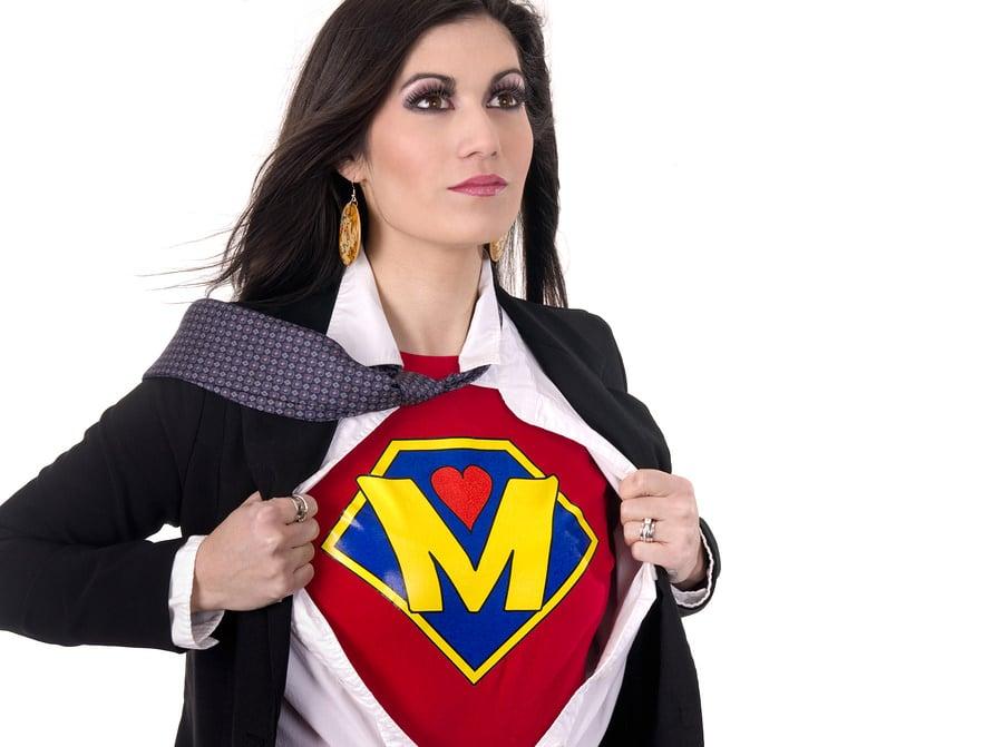 bigstock Super Mom 32837264 How McDonalds Handles Thousands of Social Mentions Per Day