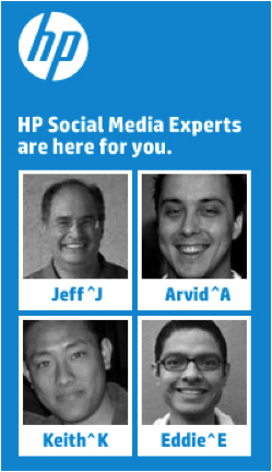 HP Support How to Maximize Your Customer Service on Twitter