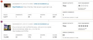 How to Track Facebook Success Or Failure with Real Time Stats