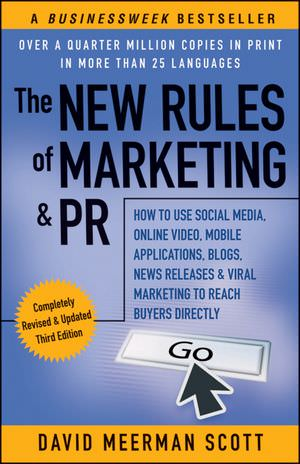 new rules of marketing and pr Tips and Cautionary Tales for Real time Newsjacking