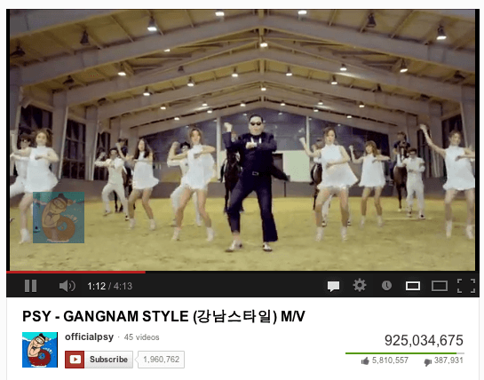 Psy Gangnam Style 4 Rules for a Video to Go Viral