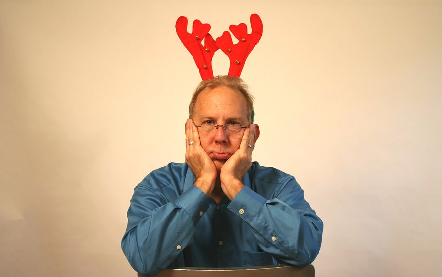 bigstock Unhappy Reindeer 262420 How the Grinch Saved Social Media