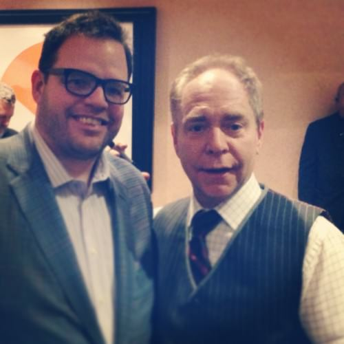 Jay Baer and Teller