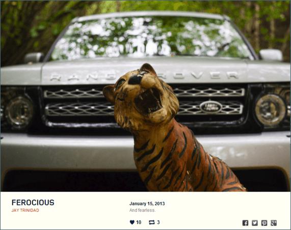 Land Rover USA Land Rover USA Gets Ferocious