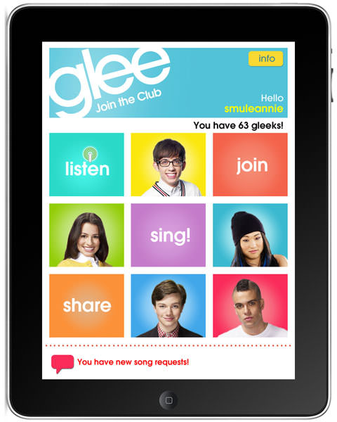 bits glee2 blogSpan 5 TV Shows Using the Power of the 2nd Screen for Social Engagement
