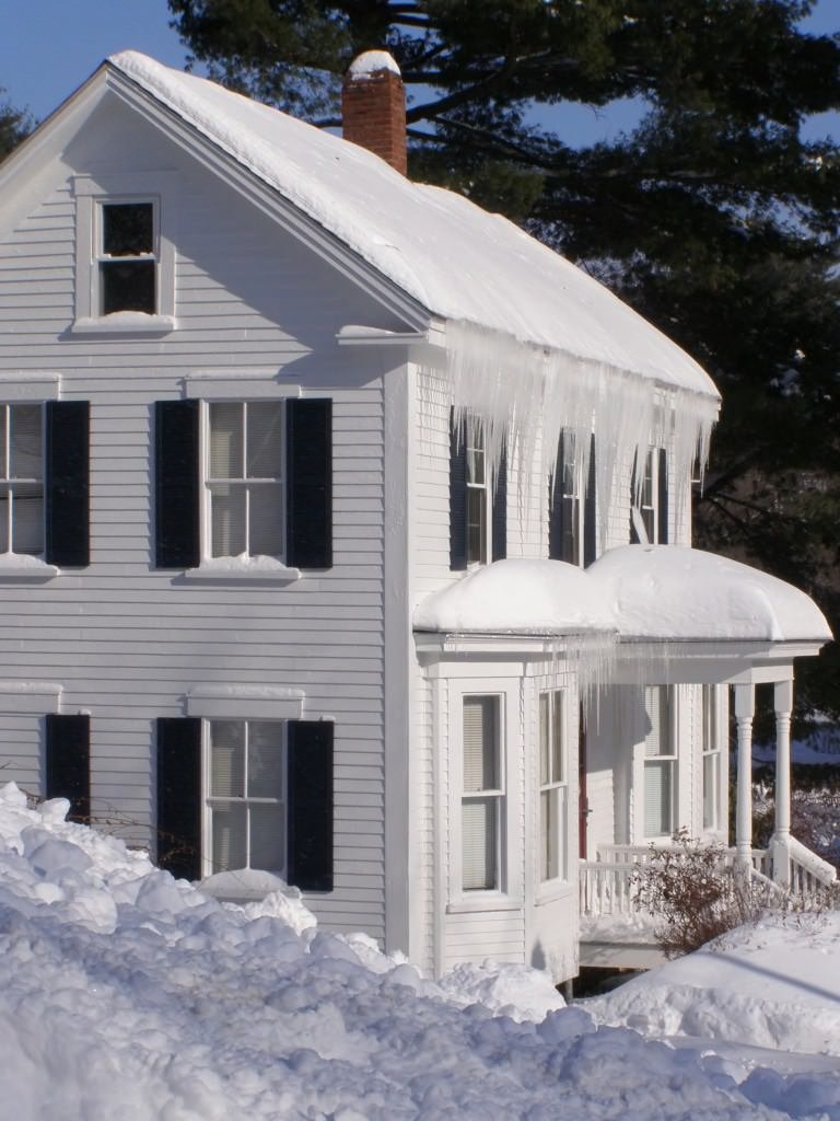 snowyhouse 768x1024 The Importance of a Small Town Mentality