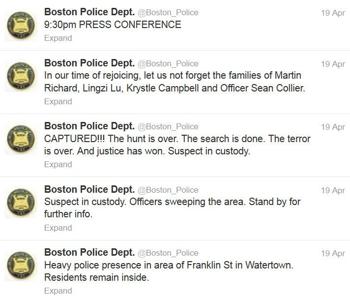 Boston Police How to Maintain Your Brands Authentic Voice