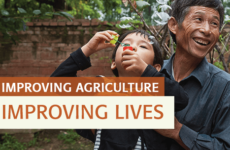 Monsanto: Improving Agriculture, Improving Lives