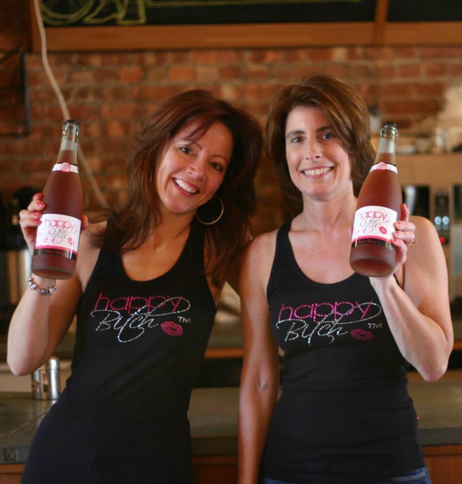 Ladies of Happy Bitch Wine