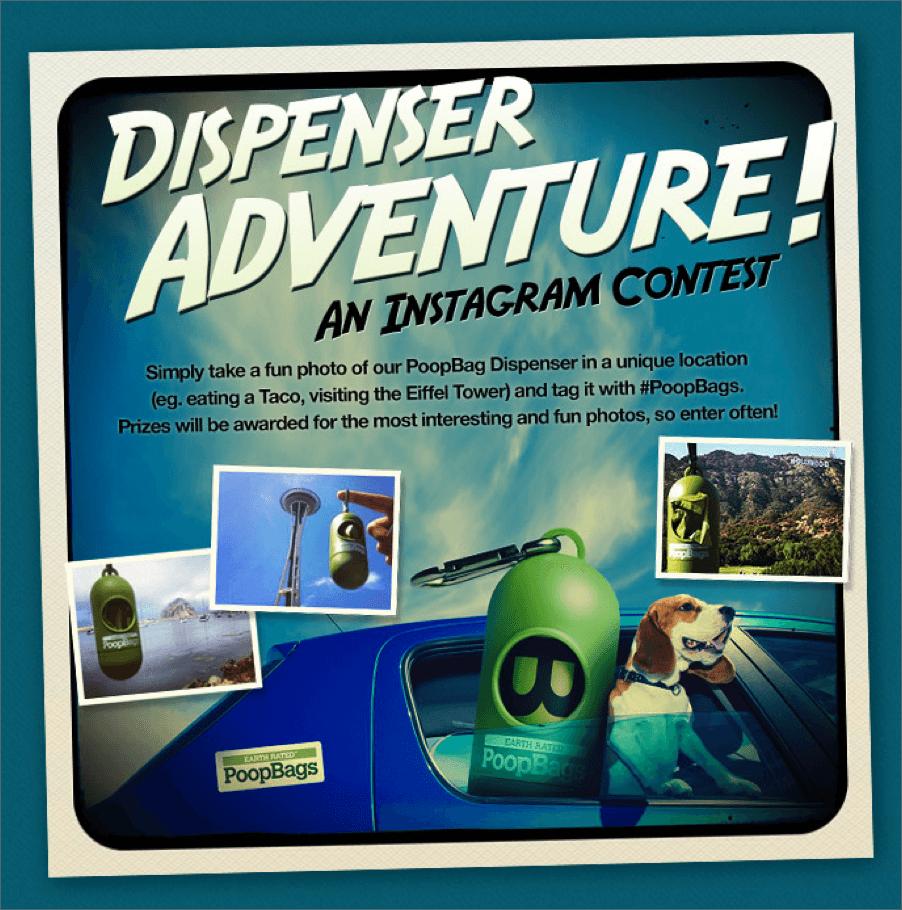 DispenserAdventure 7 Content Marketing Poop Scoops