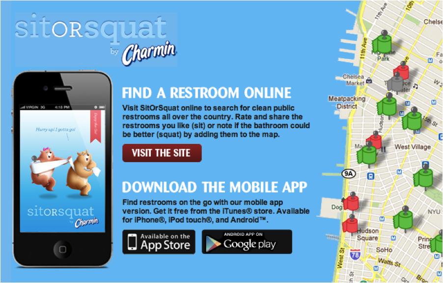 SitorSquat 7 Content Marketing Poop Scoops