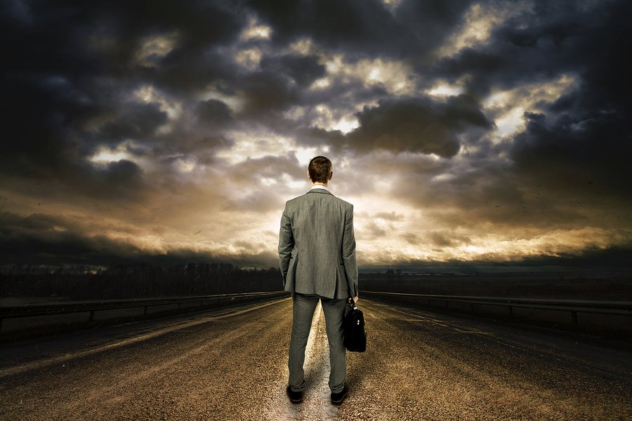 bigstock Business man standing in the m 38944402 5 Marketing Tips for Your Career