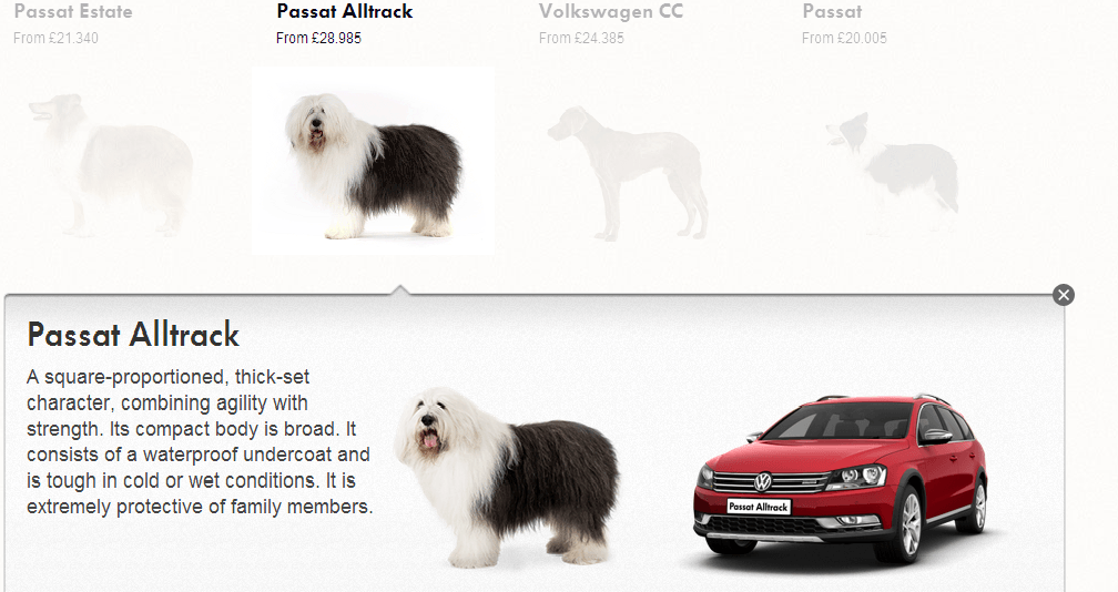 Woofwagen2 Volkswagen UK Caters to Dog Lovers with New #woofwagen Campaign