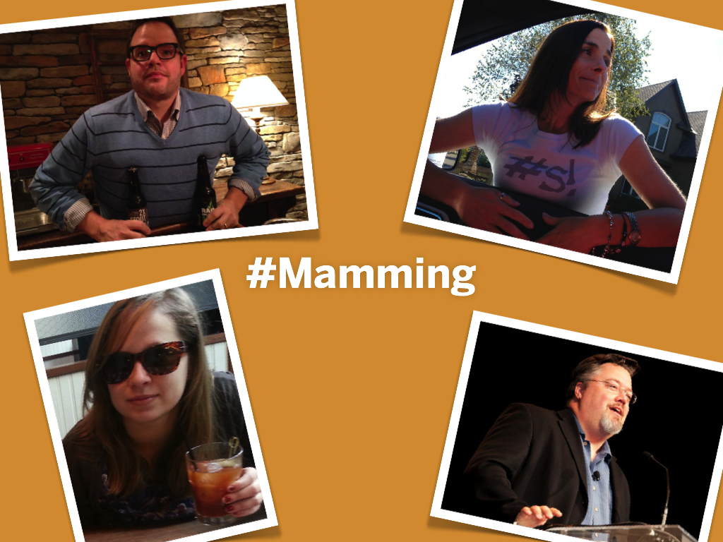 mamming.030 Use Humor and Ridiculousness to Reach Your Audience