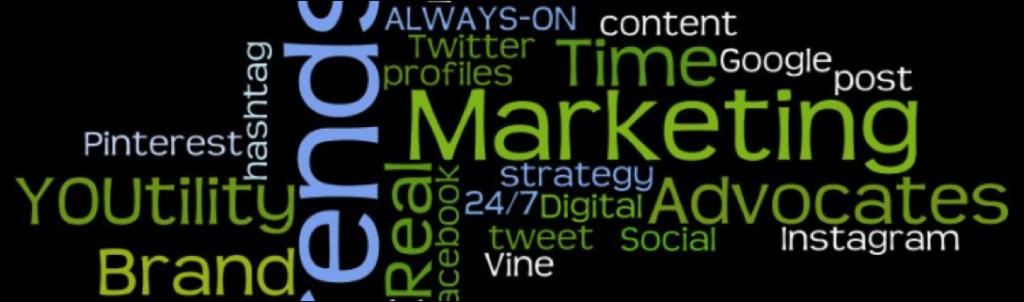 Three Digital Marketing Trends