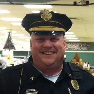 Chief David Oliver, Brimfield Police Department