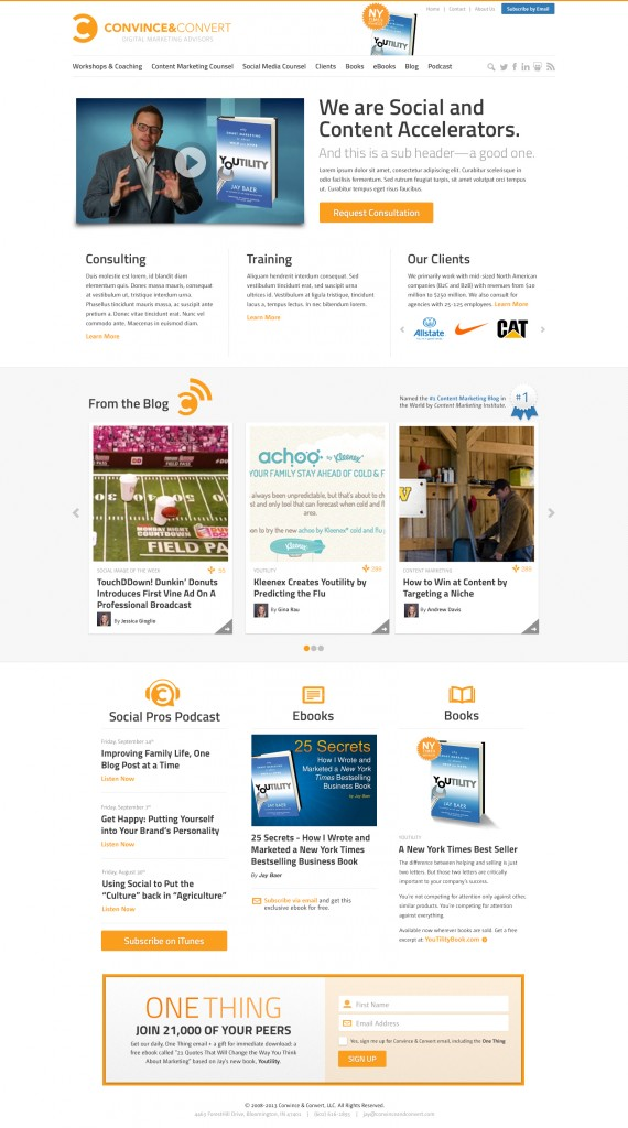 A ConvinceConvert HomeDesktop 03 03 1 570x1024 What Do You Think of the New Design for Convince and Convert