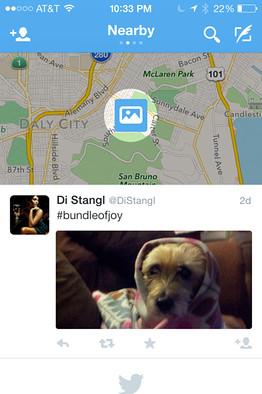 BN AU166 twitte DV 20131214123914 Is Twitter Crossing the Line Between Useful and Creepy
