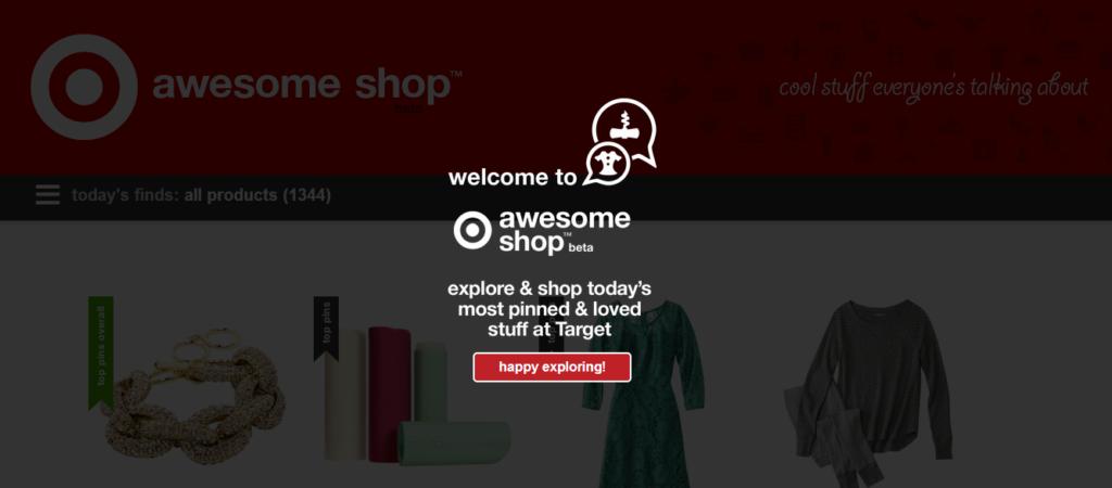 TargetAwesomeShop1