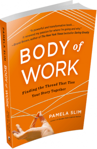 book bow 196x300 Pam Slim Reveals How to Get Happy With Your Body of Work