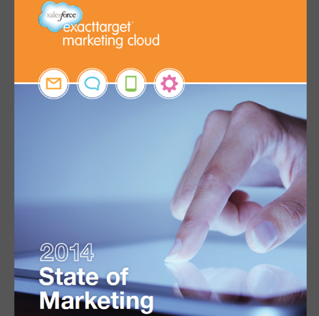2014 state of marketing The Surprising Places Marketers Plan to Increase Budgets in 2014