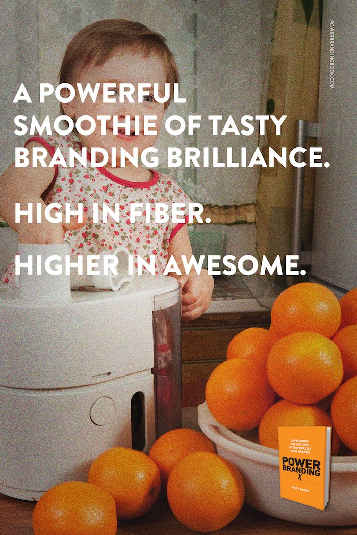 Power Branding Smoothie