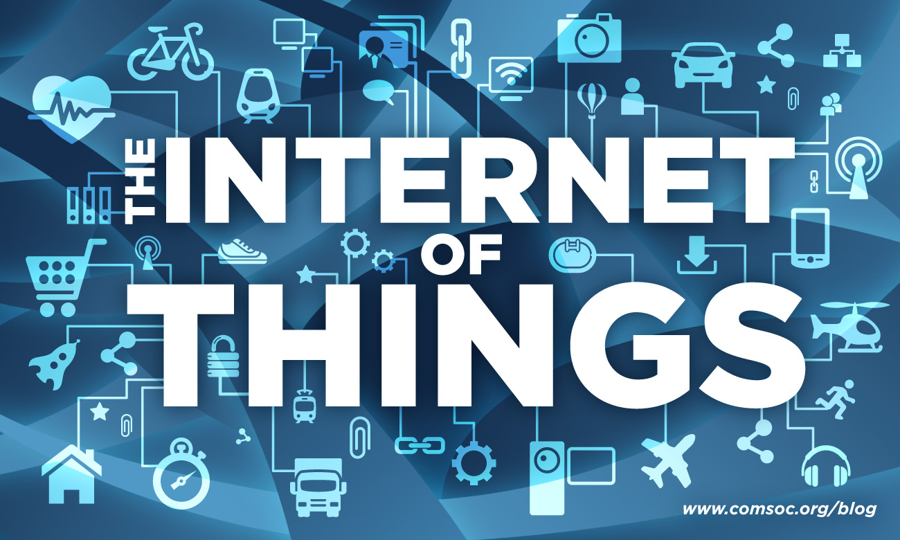 TheInternetofThings The Next Great Social Marketing Opportunity: The Internet of Things