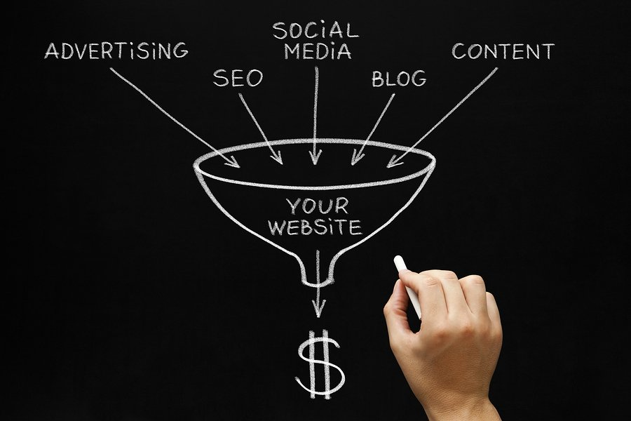bigstock Website Marketing Concept Blac 41369506 Don't Buy Your Programmatic Audience, Build It
