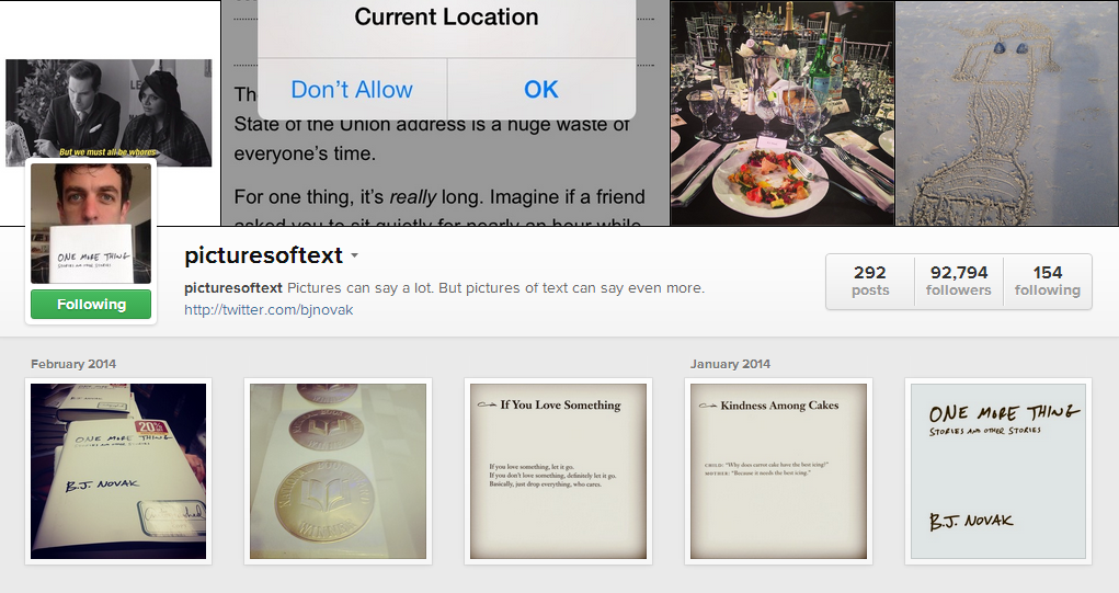 Instagram Novak1 Three Innovative Uses of Instagram For Company Announcements and Product Launches