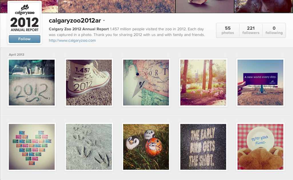 Screenshot 2014 02 06 01.47.27 Three Innovative Uses of Instagram For Company Announcements and Product Launches